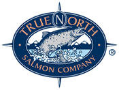 Logo de True North Salmon Company